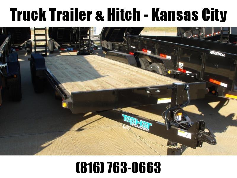 Equipment Trailer 83 X 20 Dove Ramps 14000 GVWR