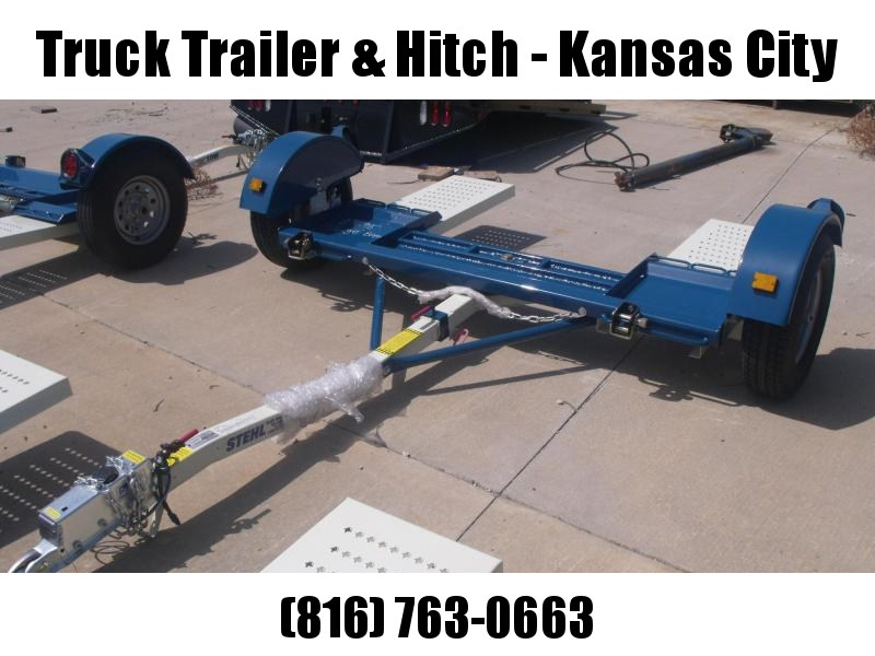 NEW      Stehl TOW Dolly Surge Brake Disk Brakes Tow Dolly With Disk Brakes