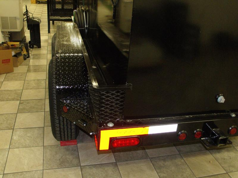 Diesel Fuel Tank 600 Gallon 5 X 8 With Deff Tank Mobile Fuel Tank