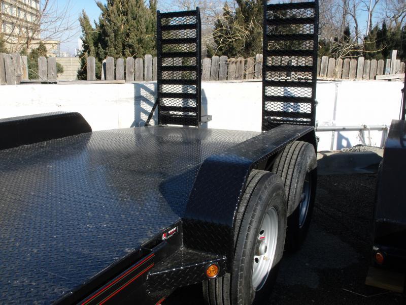 2021 East Texas equipment trailer