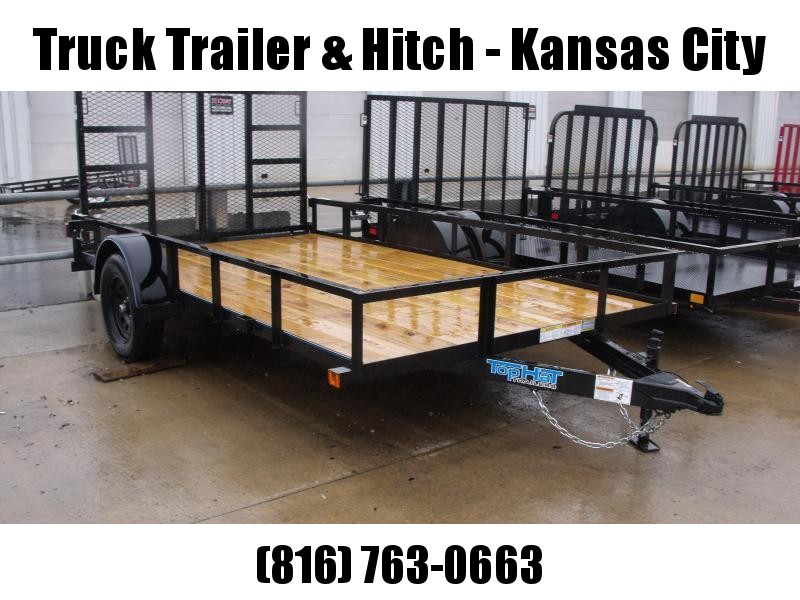Utility Trailer 83 X 12  HD  Gate 2990 Axle