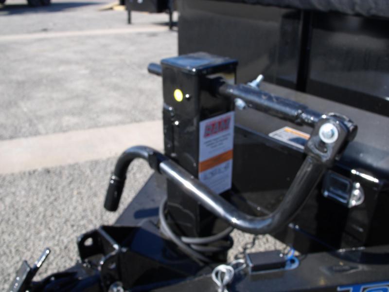 Dump Trailer 83 X 16  Power Up/ Power Down    14000 GVW   Dump Trailer