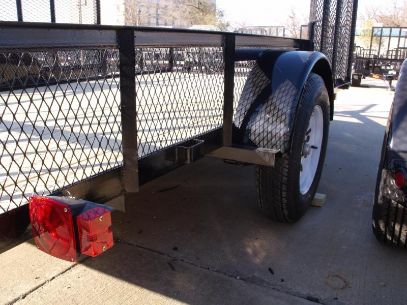 2021 Carry-On side & rear load