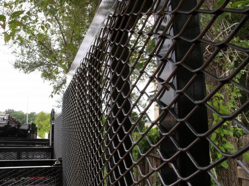 High-Wall  Landscape Trailer 83 X 18  Ramp 7000 GVW