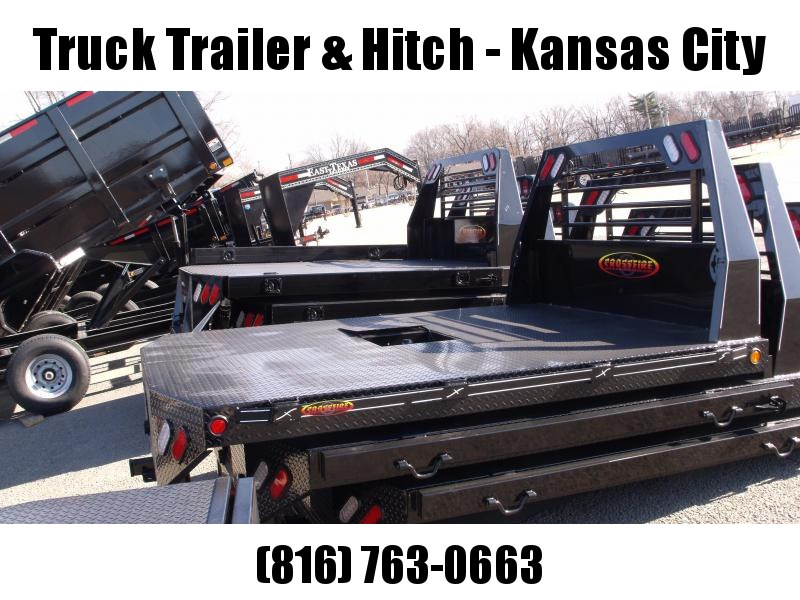 """Iron star Crossfire Truck  Bed Truck Bed 82"""" x 8' 6"""""""