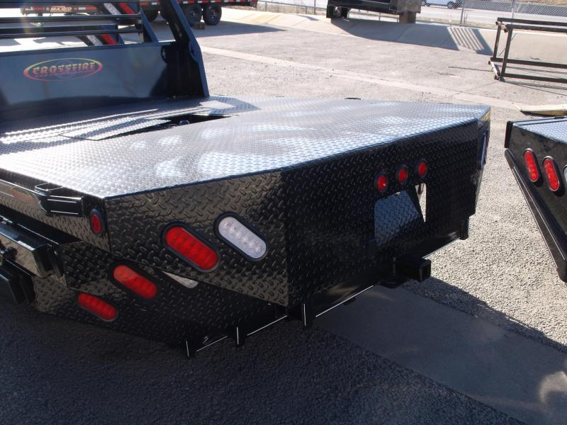 "Iron star Crossfire Truck  Bed Truck Bed 82"" x 8' 6"""