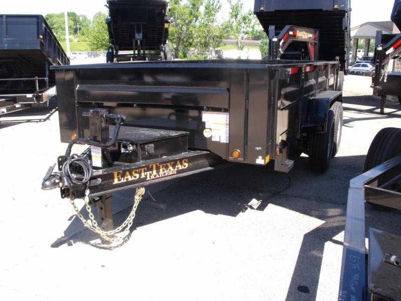 Dump Trailer  83 X 14  I-Beam Type 14000 Gvw Tarp Included Remote Wireless Included