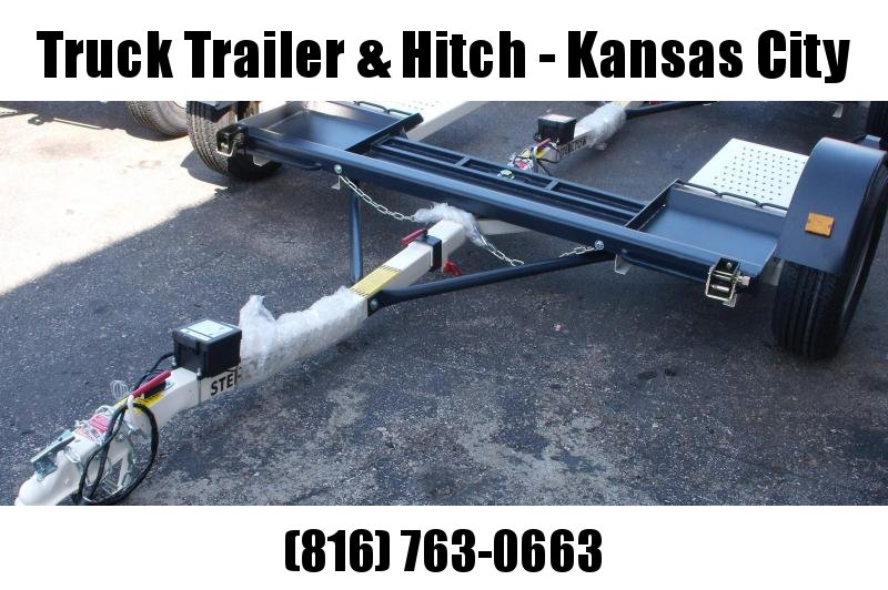 """NEW  Stehl Tow      Tow Dolly  Electric Brakes  80"""""""