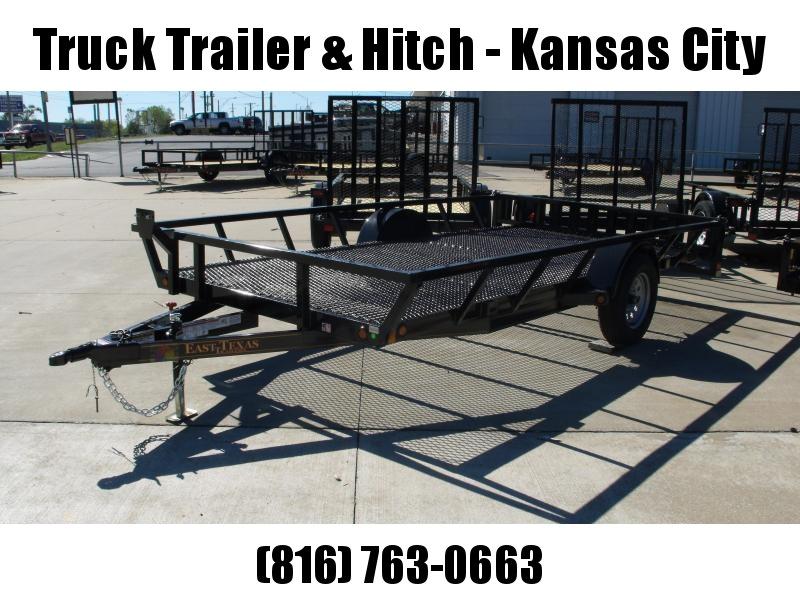 ATV Trailer 77 X 14 Side Load Rear Load  Number 6 Mesh Deck 2990 Axle
