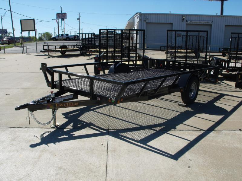 ATV Trailer 77 X 14 Side Load Rear Load  Number 6 Mesh Deck 2990 Axle