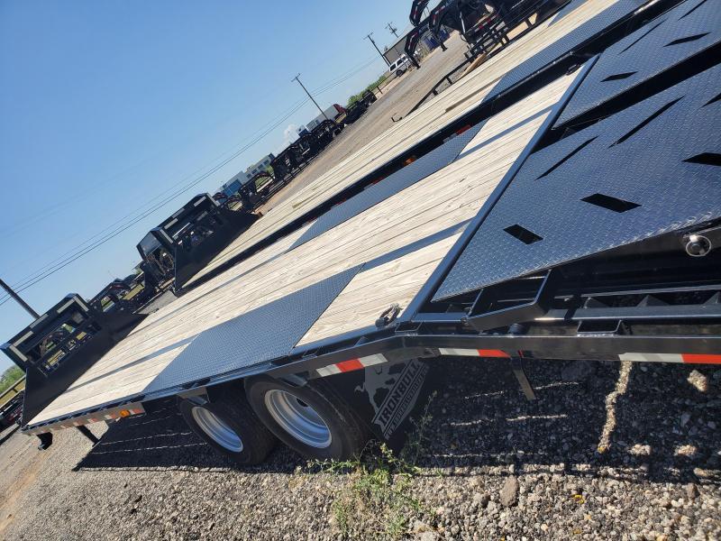 SOLD -  2020 Iron Bull FLG Equipment Trailer