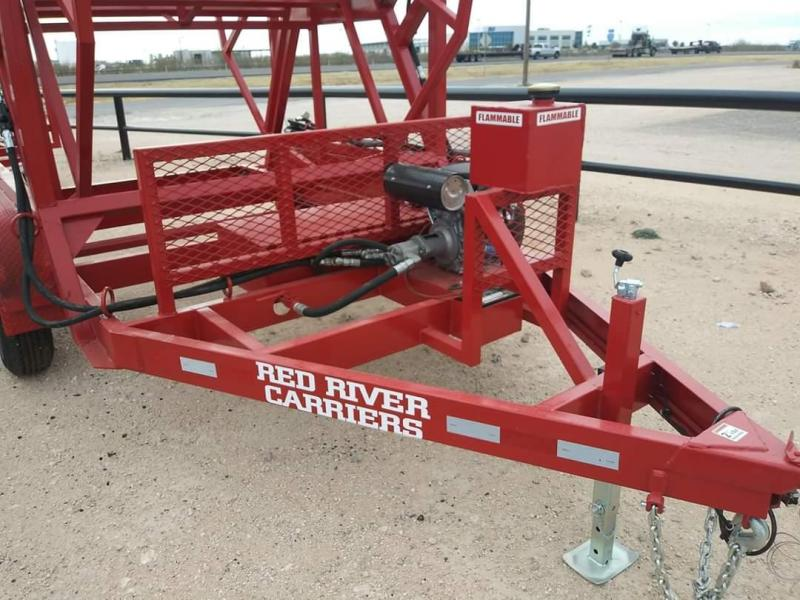 2020 Red River Carrier 4B9GS1821LH207058 Other Trailer