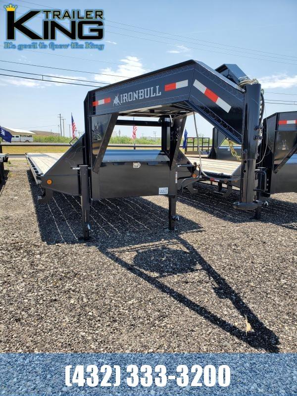 SOLD -  2020 Iron Bull FLG0240122_38560 Equipment Trailer