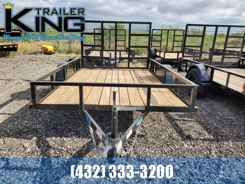 Sold - 2020 Top Hat Trailers 4R7BU101XLN194980 ATV Trailer