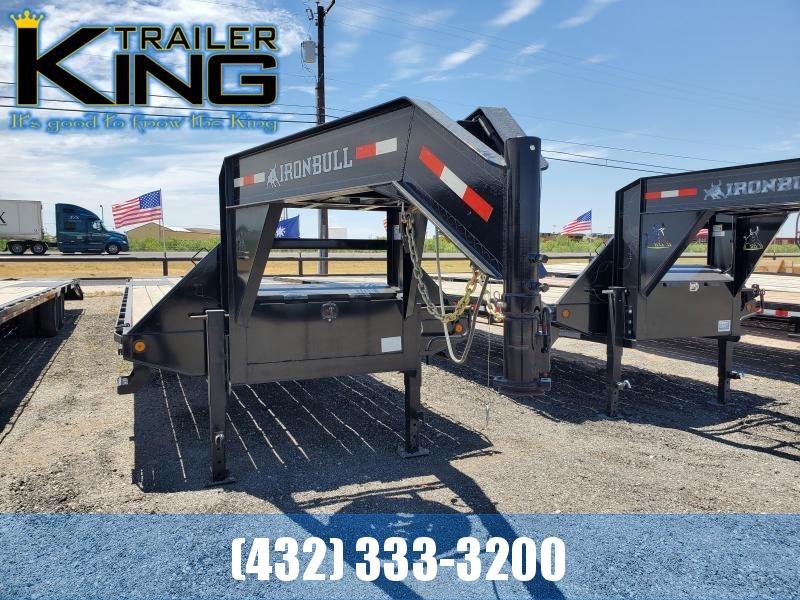 SOLD -  2019 Iron Bull FLG0240122_27949 Equipment Trailer