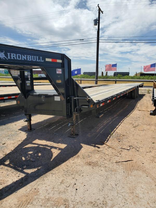SOLD -  2019 Iron Bull FLG0240102_23392 Equipment Trailer