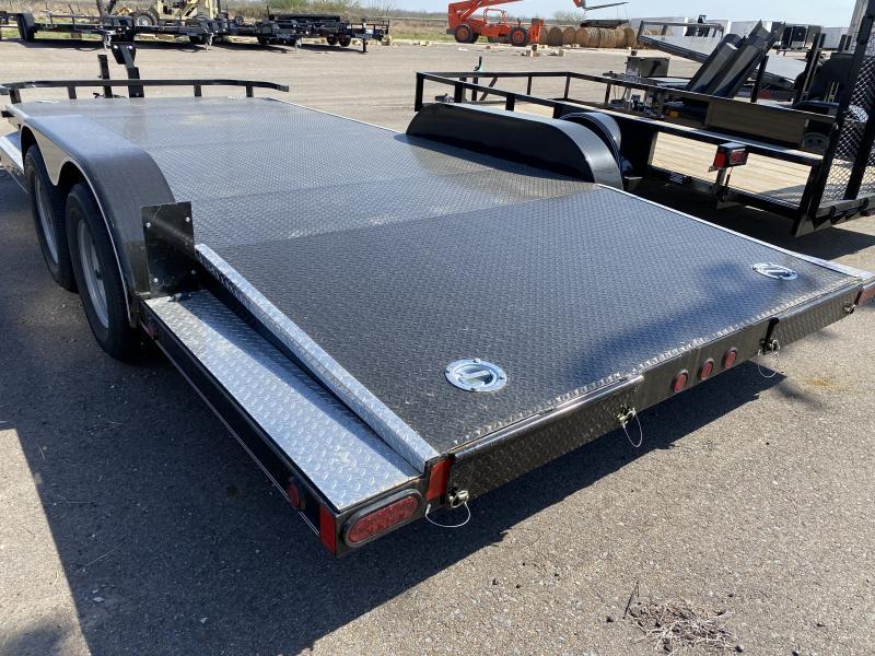 2021 East Texas 83x18 Dream Hauler Car / Racing Trailer
