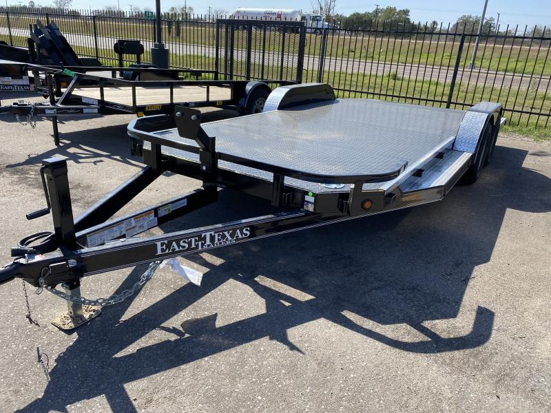 2021 East Texas 83x18 Dream Hauler Car / Racing Trailer
