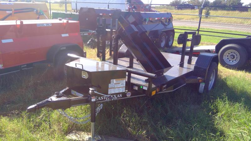 2020 East Texas 5x10 Welding Trailer