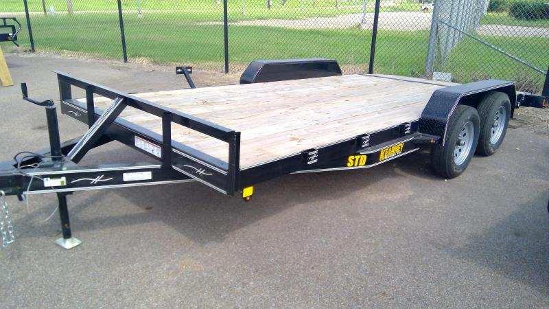 2020 Kearney 18ft hauler Car / Racing Trailer