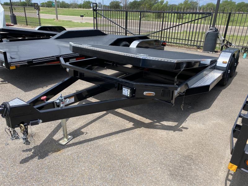 2021 102 Ironworks 20ft Tilt Car / Racing Trailer