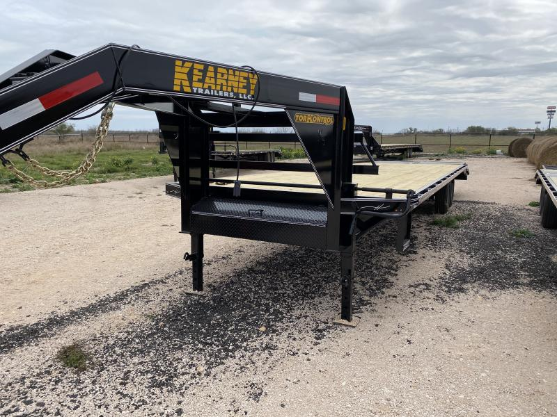 2021 Kearney 102x30ft 14k Flatbed Trailer