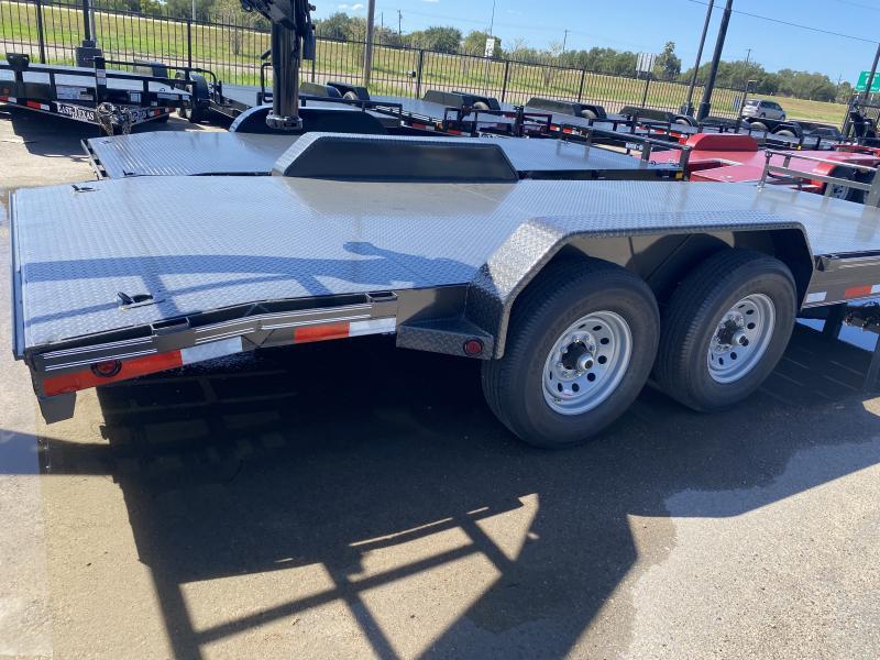 2021 East Texas 83x20 Car Hauler Trailer 14k
