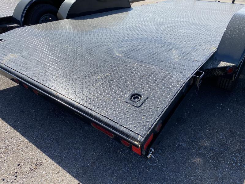 2021 East Texas 83x18 7k Car HaulerTrailer