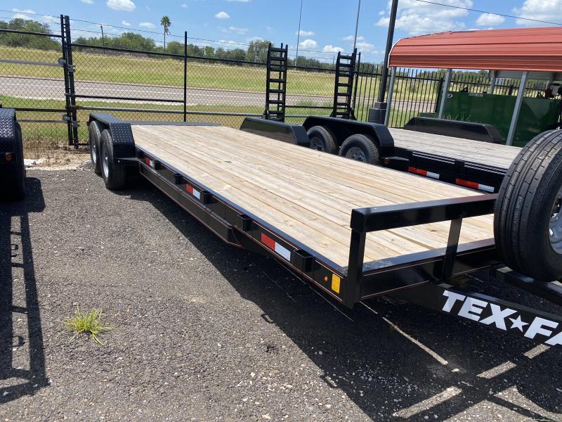 2021 Tex Fab 83x24 Car Hauler