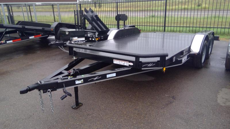 2020 Kearney 16ft Steel Floor Car / Racing Trailer