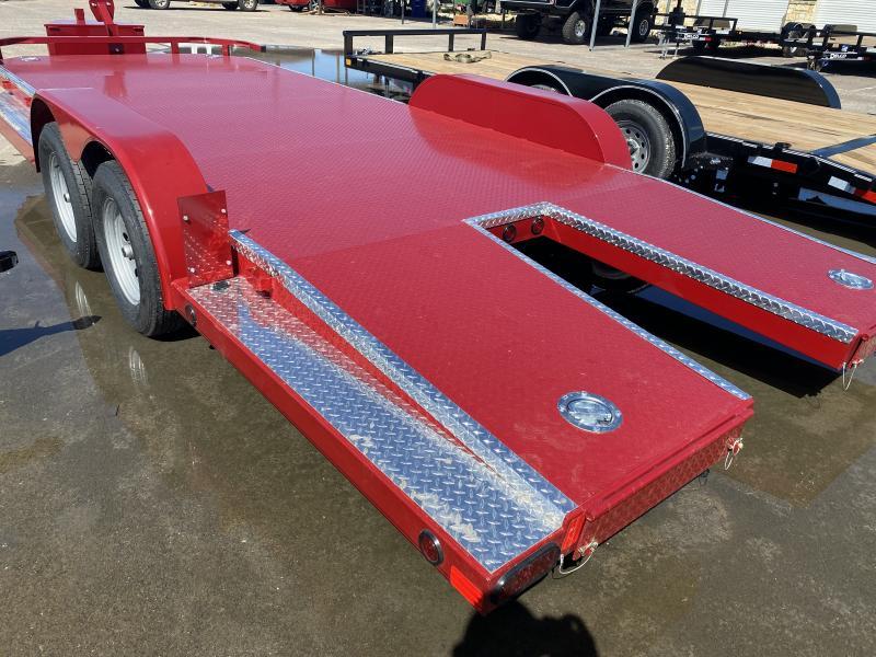 2021 East Texas 83x20 Dream Hauler Car Trailer