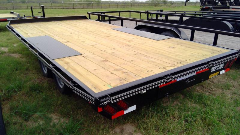 2020 Kearney 16ft Flatbed Trailer