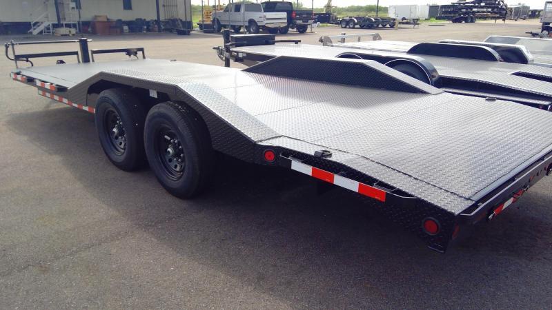 2021 Norstar 102x22 Steel Floor 14k Car / Racing Trailer