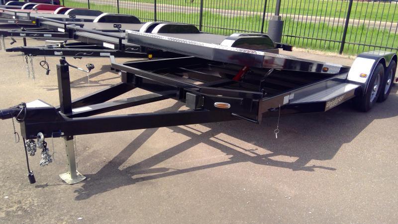 2020 102 Ironworks 20ft Tilt 10k Car / Racing Trailer