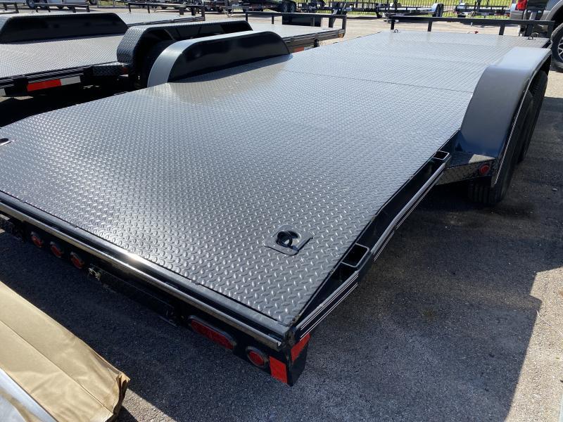 2021 East Texas 83x20 7k Car / Racing Trailer