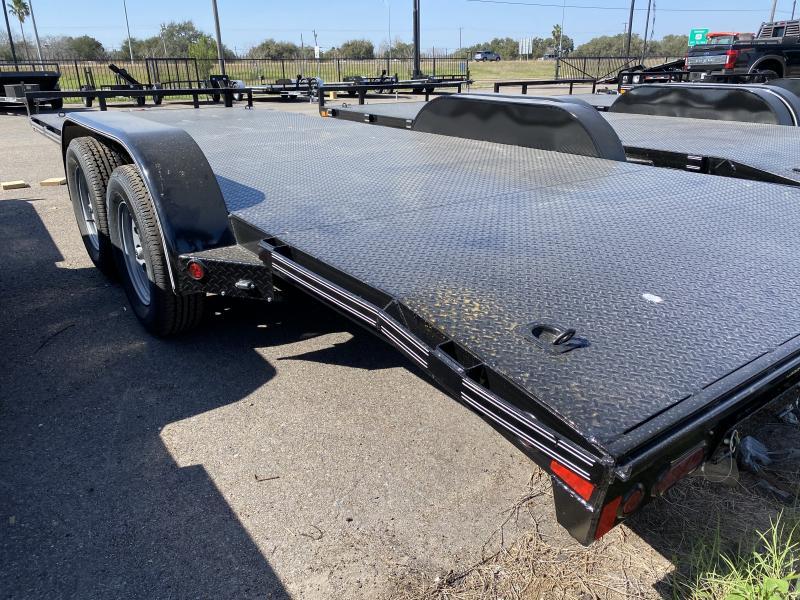 2021 East Texas 83x20 7k Car Hauler Trailer