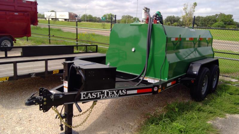 2020 East Texas 990 Gal Diesel Tank Fuel Trailer