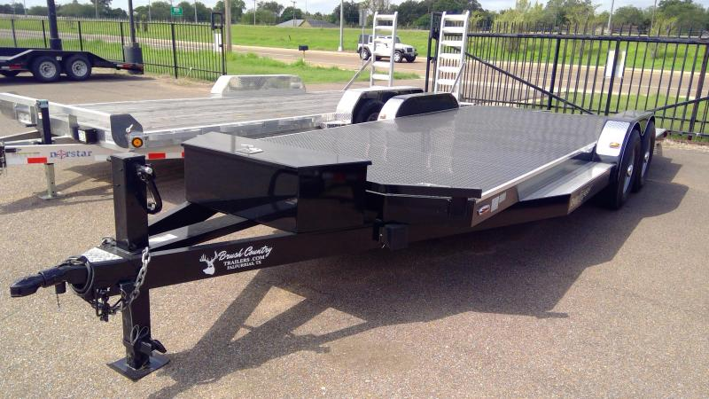 2020 102 Ironworks 83x20 14k Car / Racing Trailer