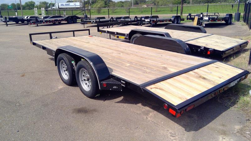 2020 East Texas 83x18 Car / Racing Trailer
