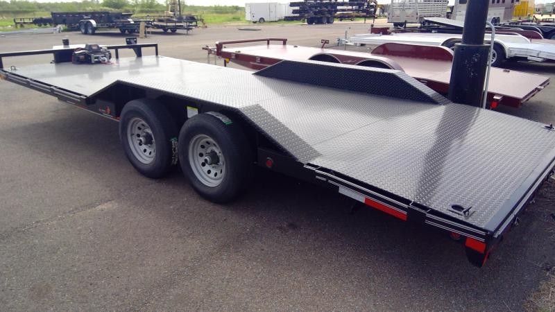 2020 East Texas 102x20 Car Hauler Car / Racing Trailer