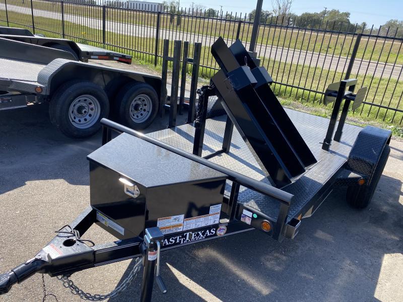 2021 East Texas 5x10 welding trailer Utility Trailer