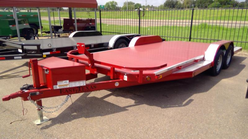2020 East Texas 18ft Dream Hauler Car / Racing Trailer