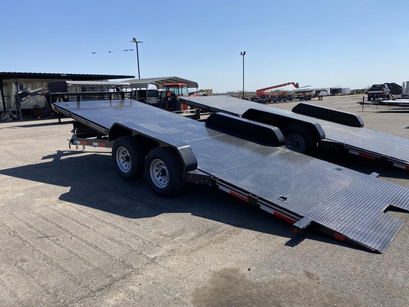 2021 East Texas New 20ft Hyd Tilt trailer Car / Racing Trailer