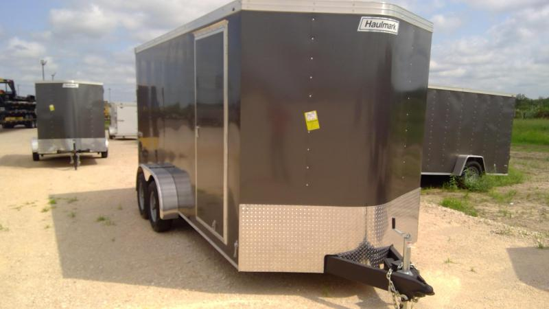 2021 Haulmark 7x16 Transport 10k Cargo Trailer