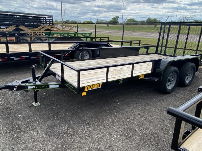 2021 Kearney 6.5x16 ATV Trailer
