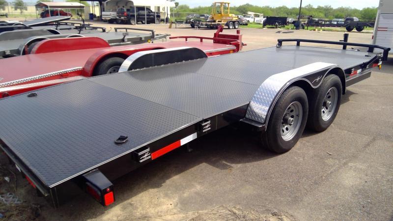 2020 Kearney 20ft Car Hauler 10k Car / Racing Trailer