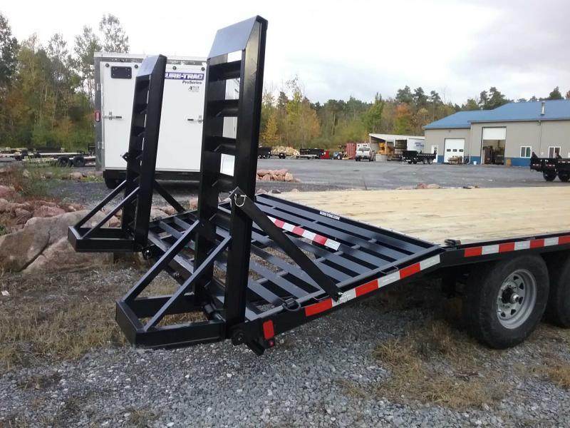 2021 Sure-Trac 8.5 x 20+4 Standard Duty Gooseneck Beavertail