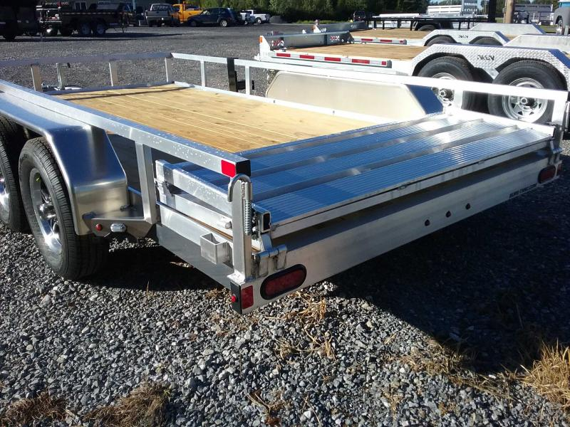 2021 Sure-Trac ST8214TAT-A-070 Utility Trailer