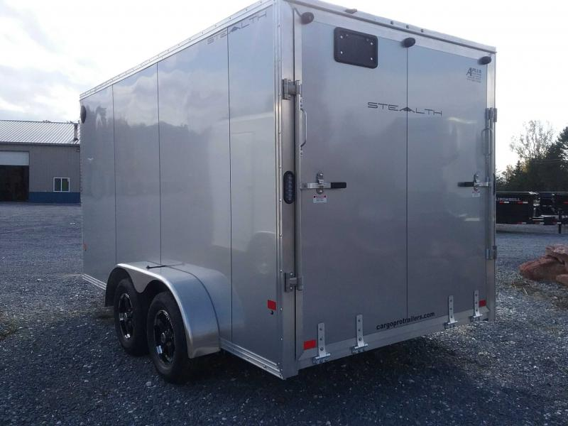 2021 Stealth Trailers C7X14-IF TA STEALTH Enclosed Cargo Trailer