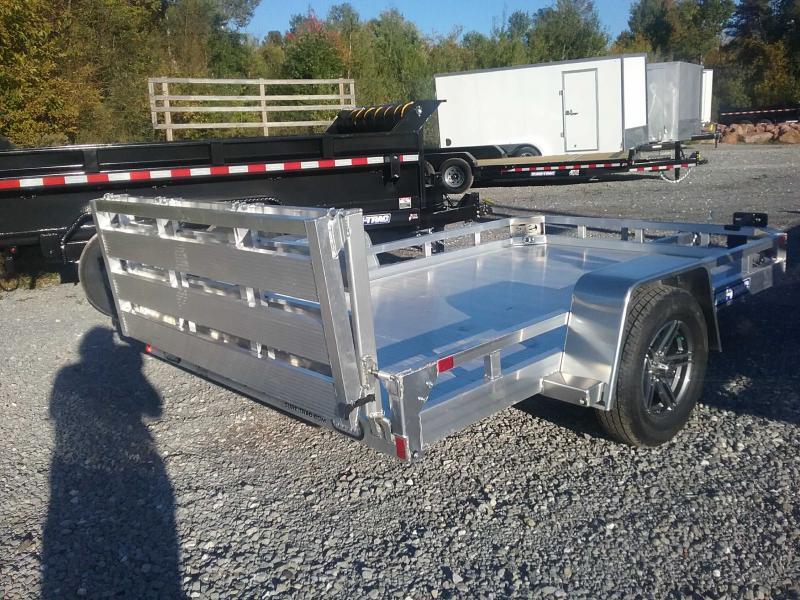 2022 Sure-Trac 7 X 10 Aluminum Low Side Utility  3K